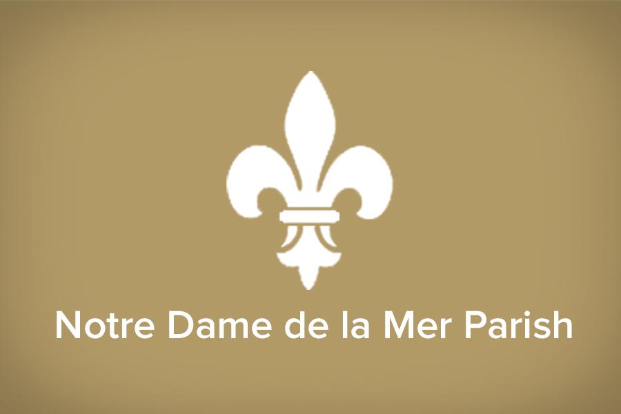 Notre Dame de la Mer Car Raffle